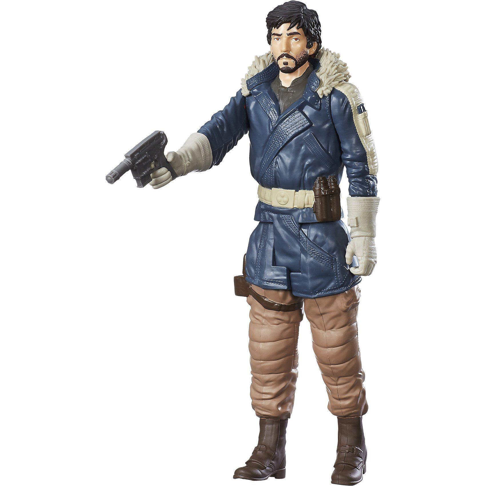 Hasbro Star Wars Rogue one - 30 cm Ultimate Figuren - Captain Cassi