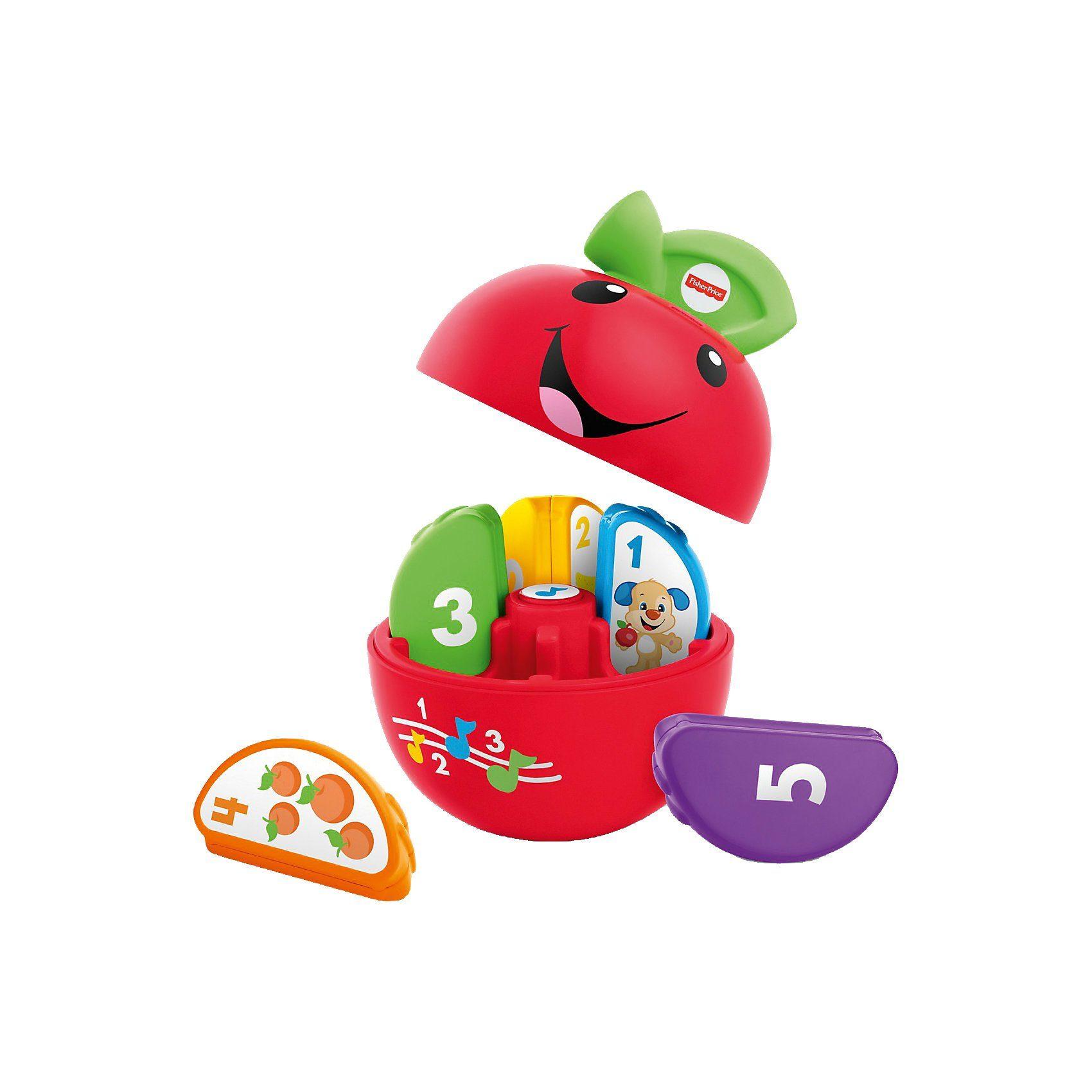 Mattel® Fisher-Price Lernspaß Apfel