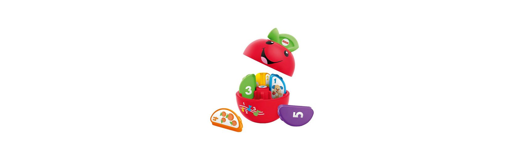 Mattel Fisher-Price Lernspaß Apfel online kaufen | OTTO