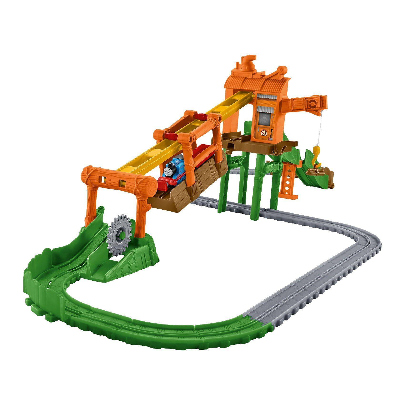 "Mattel® Thomas ""Adventures"" Nebelinsel Seilbahn-Abenteuer"