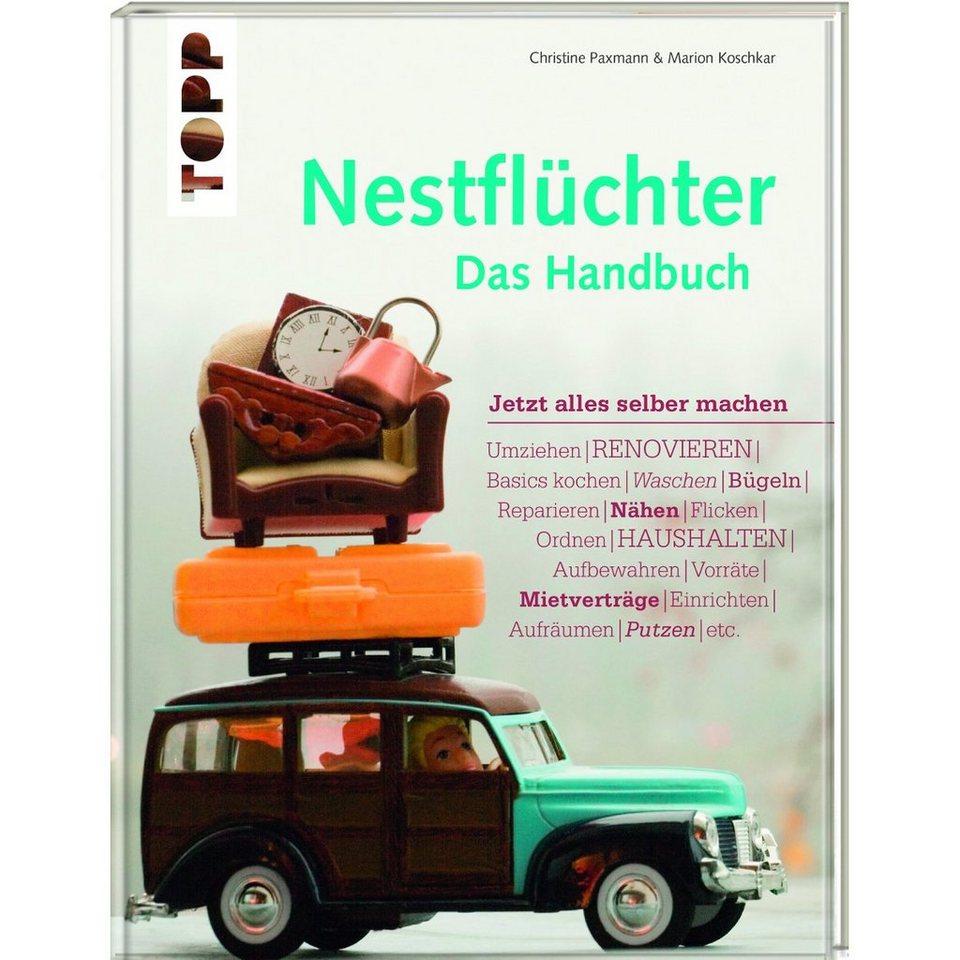das handbuch zur ersten eigenen wohnung nestfl chter online kaufen otto. Black Bedroom Furniture Sets. Home Design Ideas