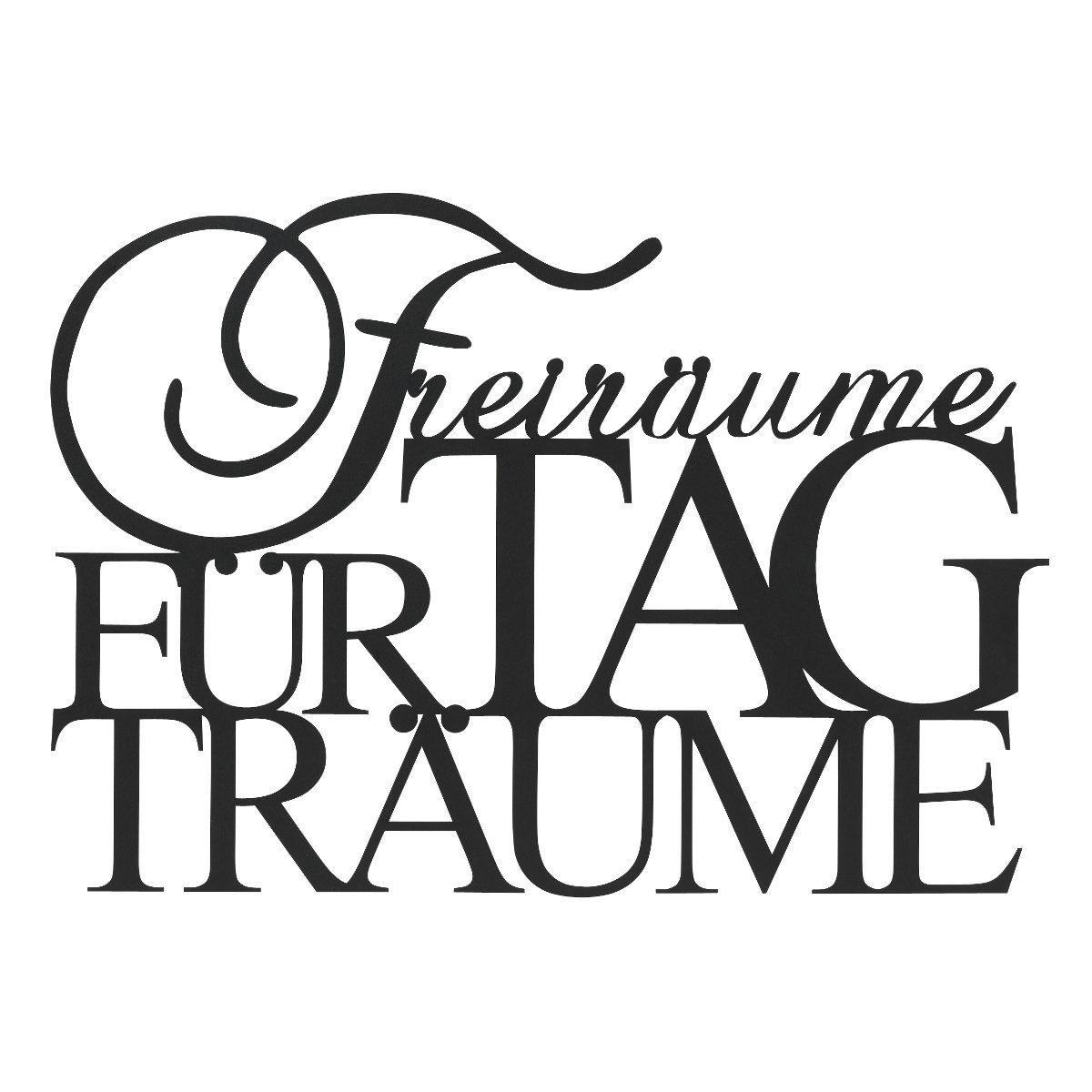 Wandpoesie »Freiräume«