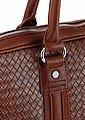 Guess Messenger Bag »DOWNTOWN WOVEN WORK BAG«, Bild 4