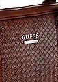 Guess Messenger Bag »DOWNTOWN WOVEN WORK BAG«, Bild 5