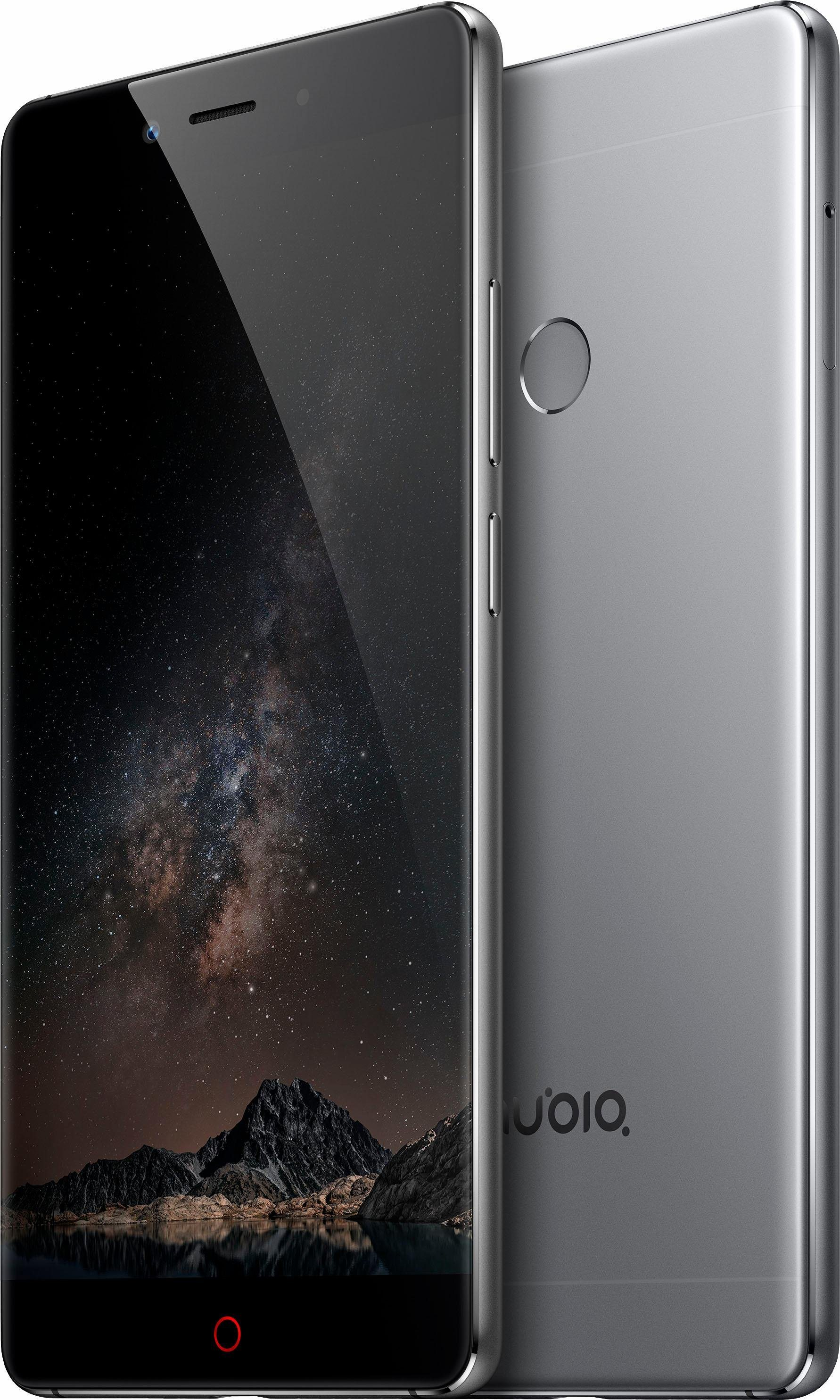Nubia Z11 - 4GB Smartphone, 13,97 cm (5,5 Zoll) Display, LTE (4G), Android 6.0 (Marshmallow)
