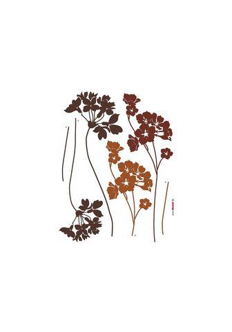 Komar Wandtattoo »Blumen«