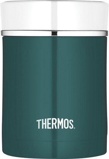 THERMOS Thermobehälter »SLIPP«, Edelstahl, (1-tlg), 470 ml