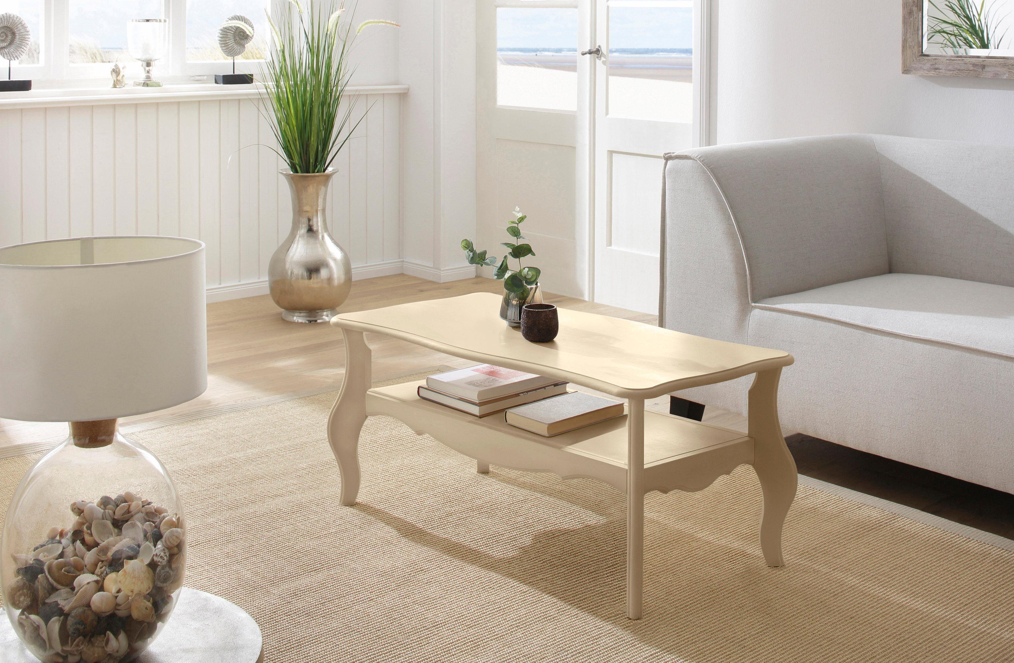 Home affaire Couchtisch »Lebo«, Breite: 80 cm