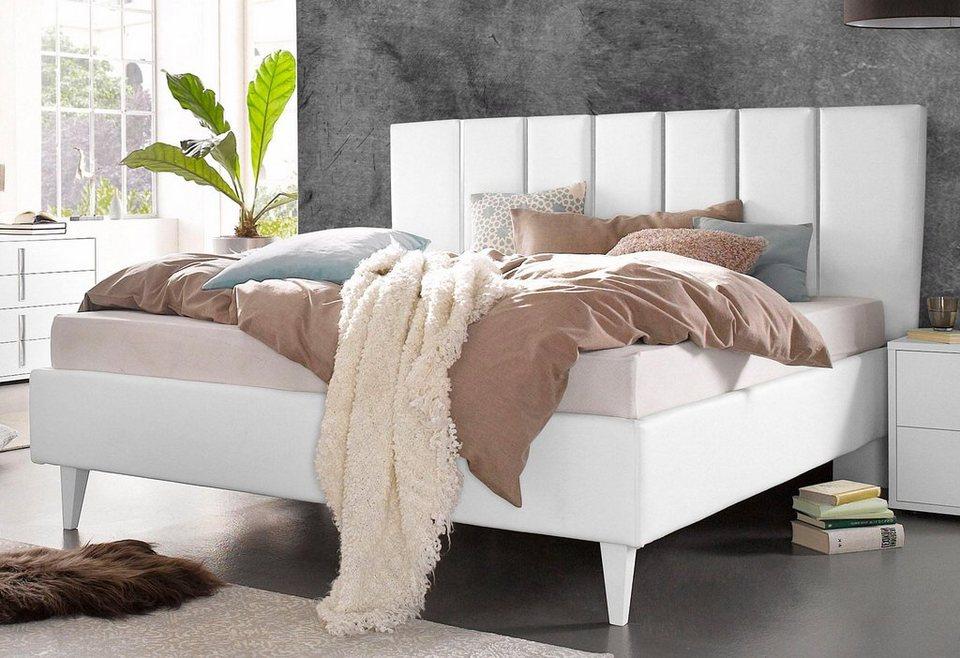 polsterbetten online kaufen stoffbetten otto. Black Bedroom Furniture Sets. Home Design Ideas