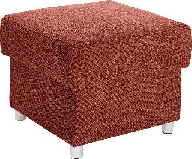 sit&more Hocker| mit Stauraumfach | Wohnzimmer > Hocker & Poufs > Sitzhocker | sit&more