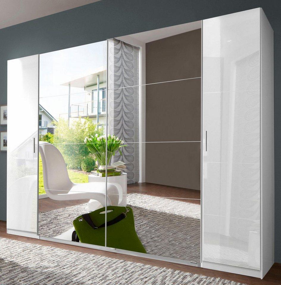 wimex dreh schwebet renschrank lotto au ent ren mit hochglanz dekor online kaufen otto. Black Bedroom Furniture Sets. Home Design Ideas