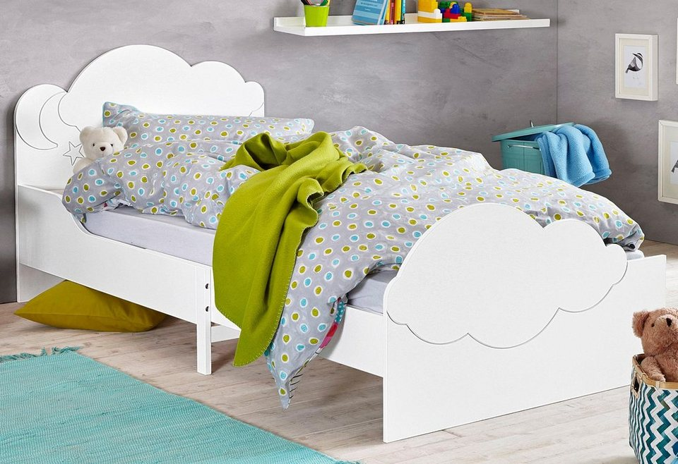 kinderbett online kaufen f r m dchen jungen otto. Black Bedroom Furniture Sets. Home Design Ideas