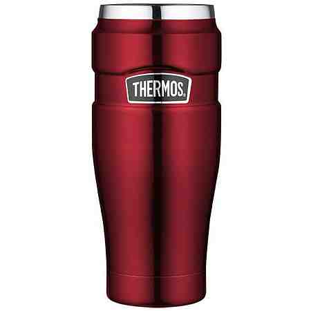 Alfi Thermos Isoliertrinkbecher, »Stainless King«