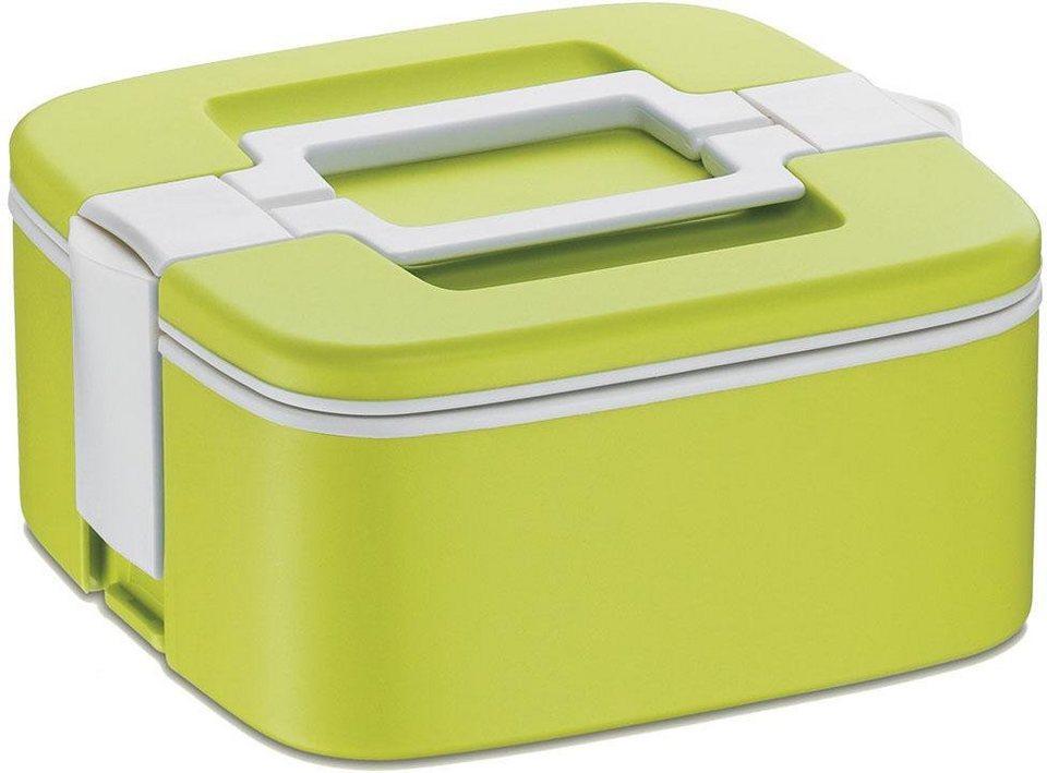 Alfi Speisegefäß, »foodBox« in grün