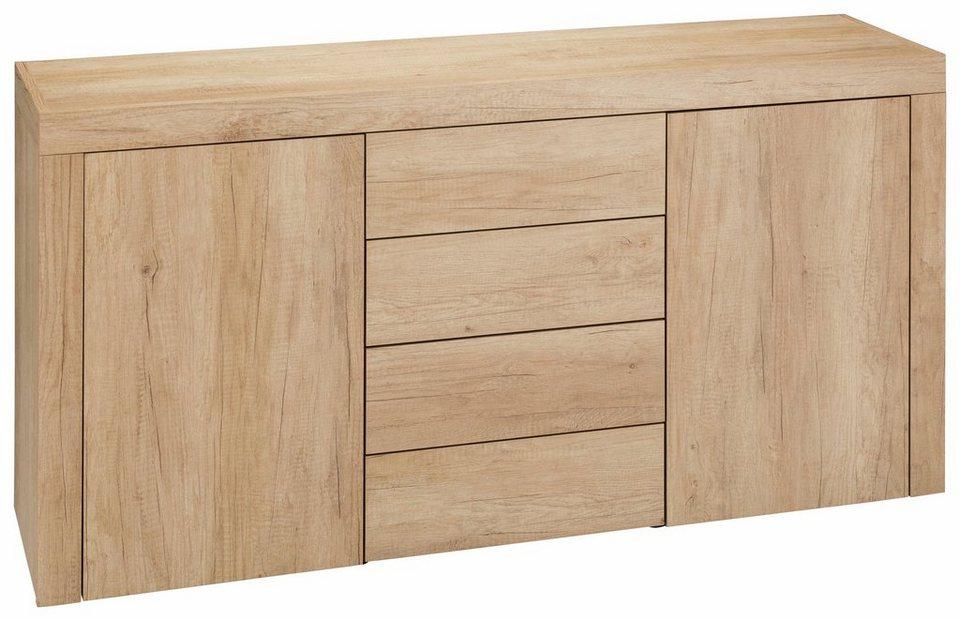 borchardt m bel sideboard panama breite 139 cm otto. Black Bedroom Furniture Sets. Home Design Ideas