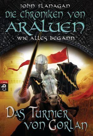 Broschiertes Buch »Das Turnier von Gorlan / Die Chroniken von...«