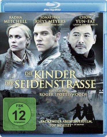 Blu-ray »Die Kinder der Seidenstraße«