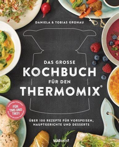 Gebundenes Buch »Das große Kochbuch für den Thermomix®«