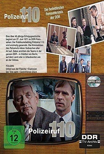 DVD »Polizeiruf 110, 2 DVDs«