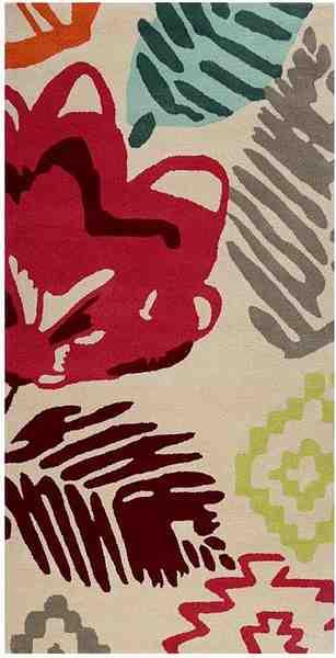 Teppich »Tara«, Esprit, rechteckig, Höhe 10 mm