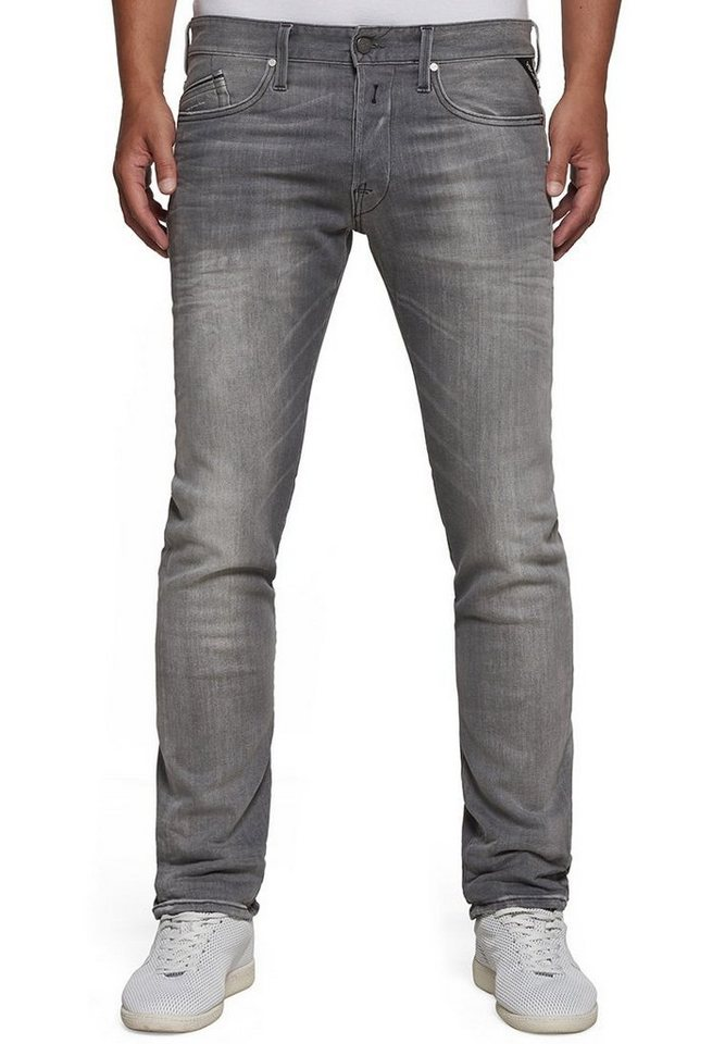 REPLAY Jeans »WAITOM« in grey