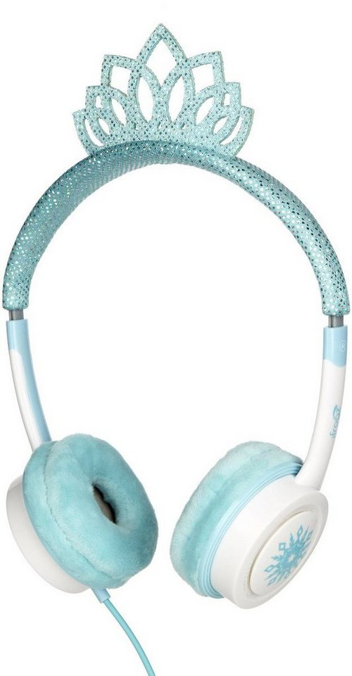 ZAGG Kopfhörer »Audio Little Rockerz Costume-Headphones-Teal Bow« in Hellblau