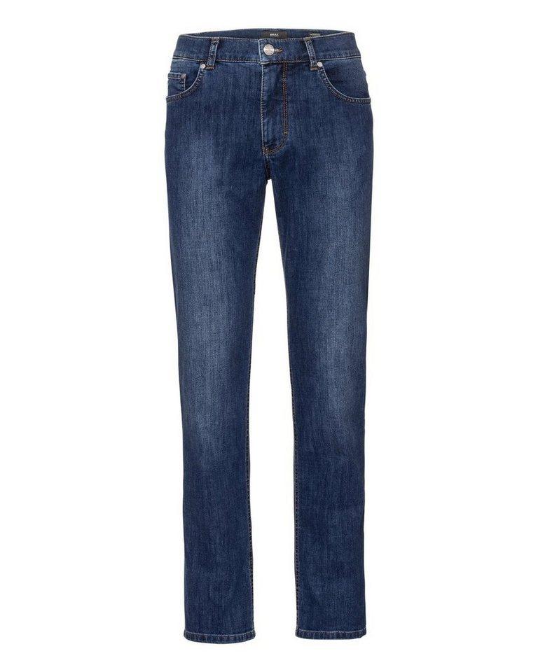 Brax Jeans Cooper Denim in Blue Denim