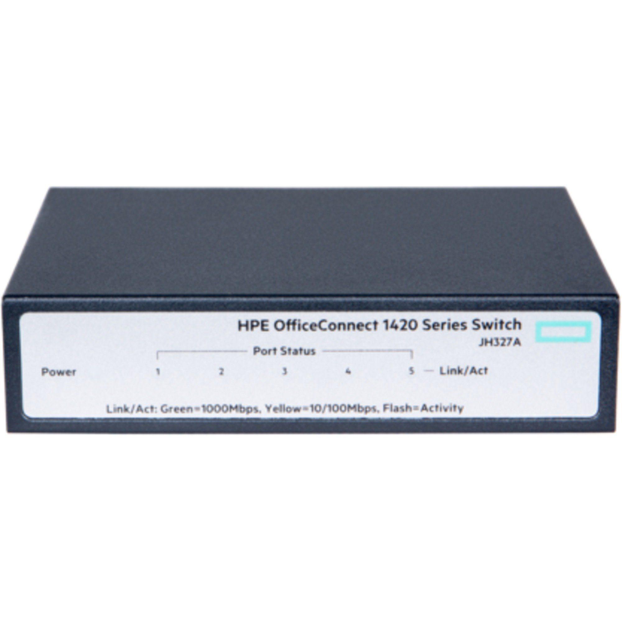 Hewlett-Packard Switch »1420-5G«