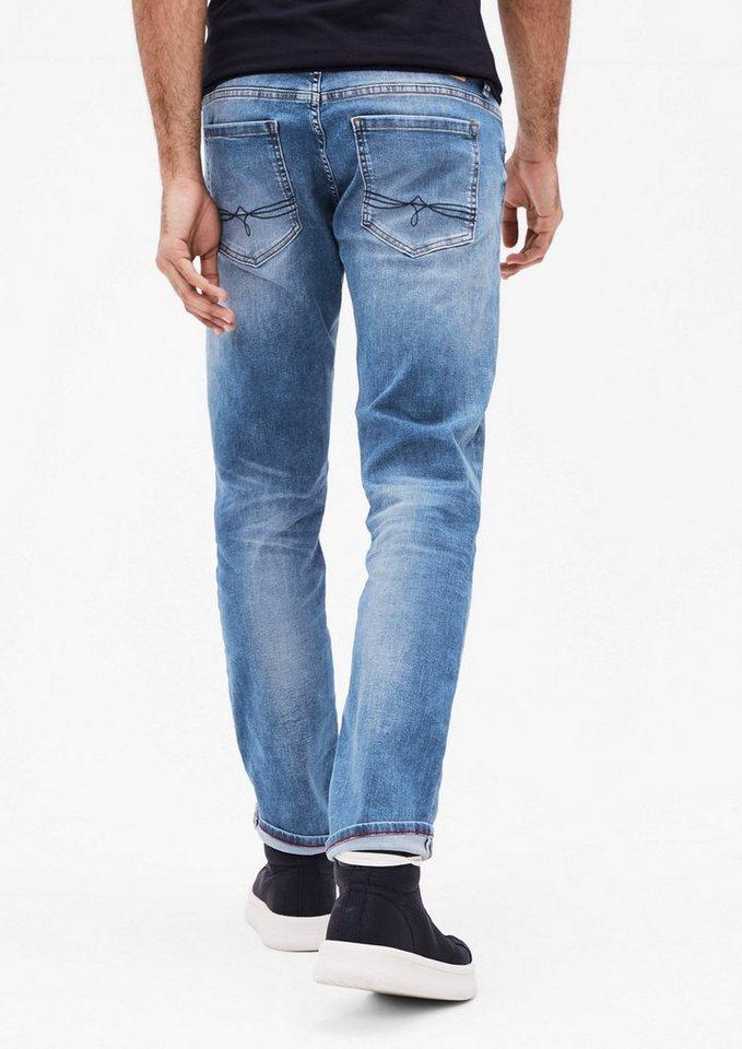 s oliver red label close slim helle jeans kaufen otto. Black Bedroom Furniture Sets. Home Design Ideas