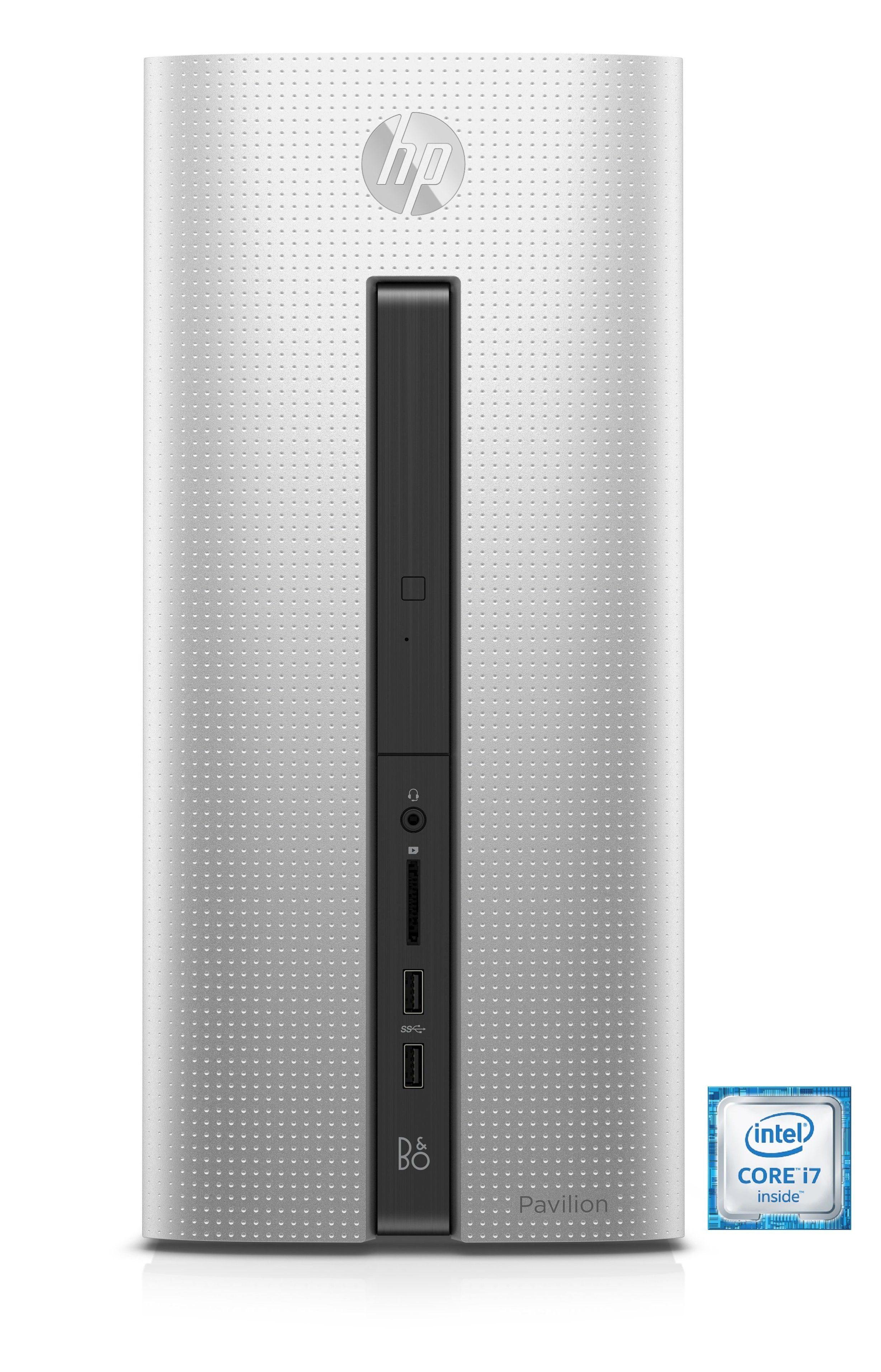 HP Pavilion 560-p073ng Desktop »Intel Core i7, GTX1060, 256GB SSD + 1 TB HDD, 8GB«
