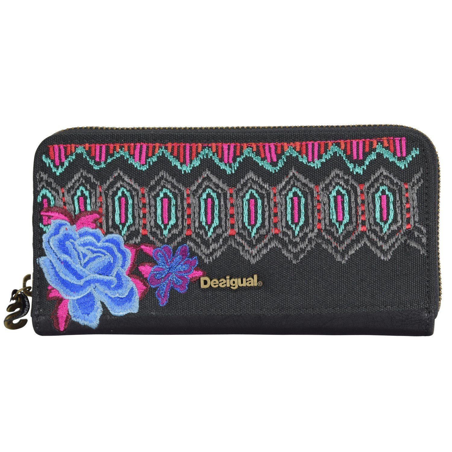 Desigual MONE Zip Around Eternal Geldbörse 19 cm