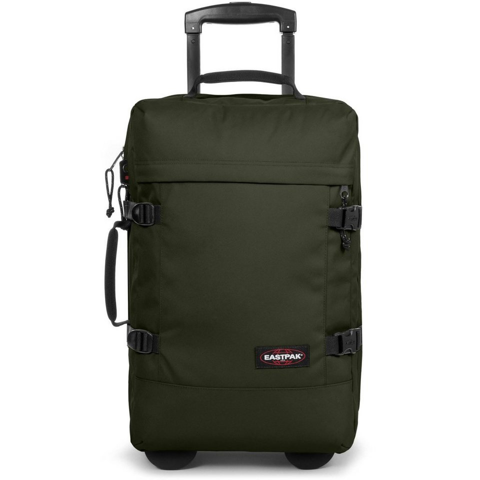 EASTPAK Eastpak Authentic Collection Tranverz S 162 Double-Deck 2-Rollen in army socks