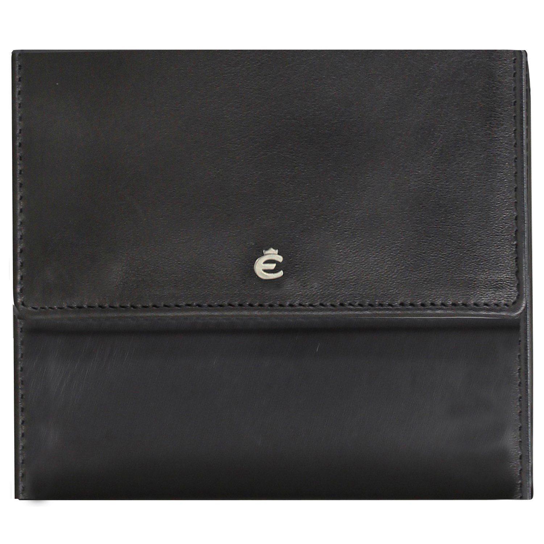 Esquire Harry Geldbörse Leder 10 cm