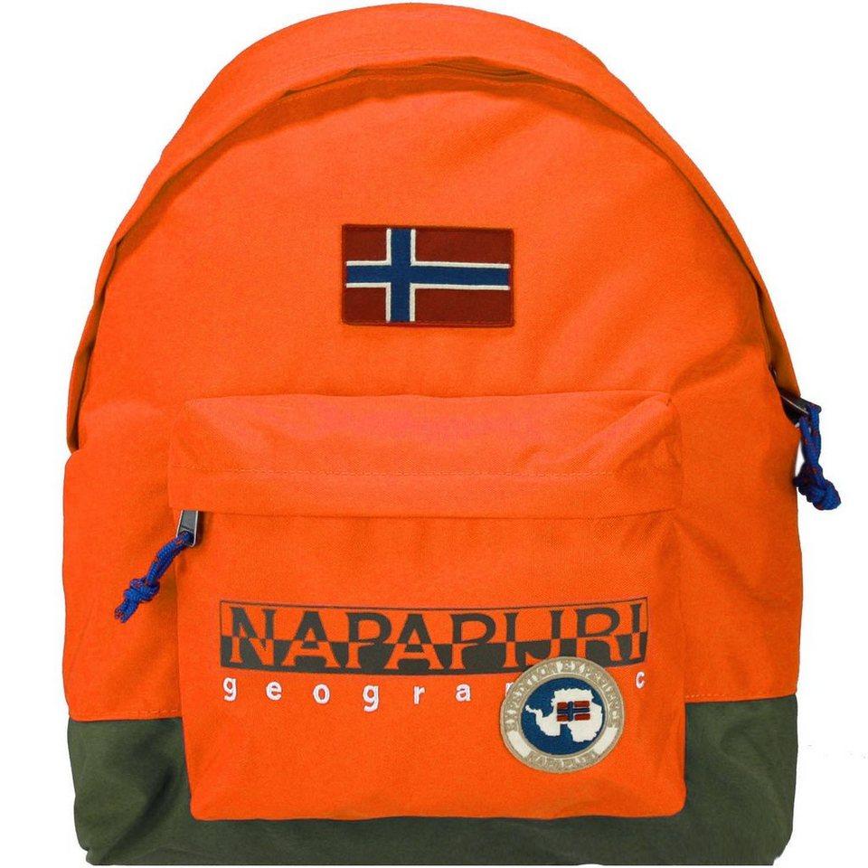 Napapijri Napapijri North Cape Backpack Rucksack 44 cm in orange