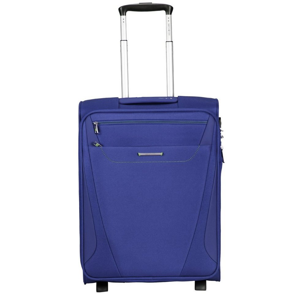 Samsonite All Direxions Upright 2-Rollen Kabinentrolley 50 cm in clematis blue
