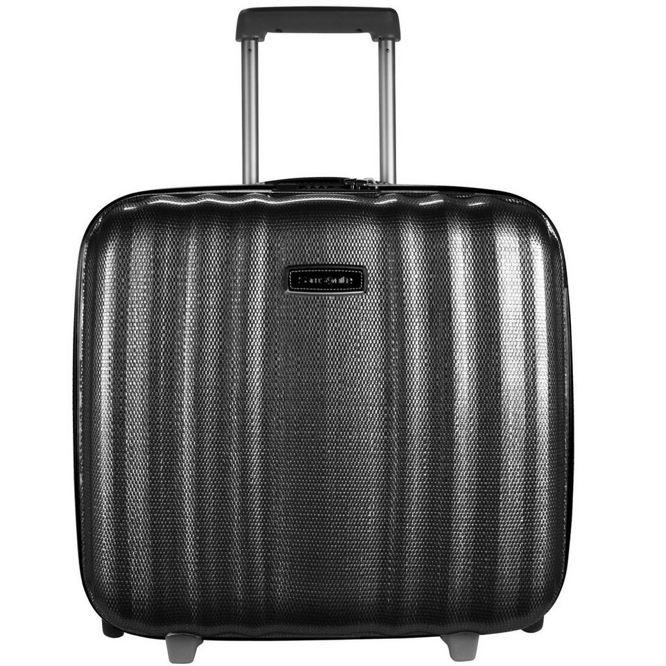 Samsonite Samsonite Lite-Cube DLX Upright 2-Rollen Businesstrolley 43 cm L in black