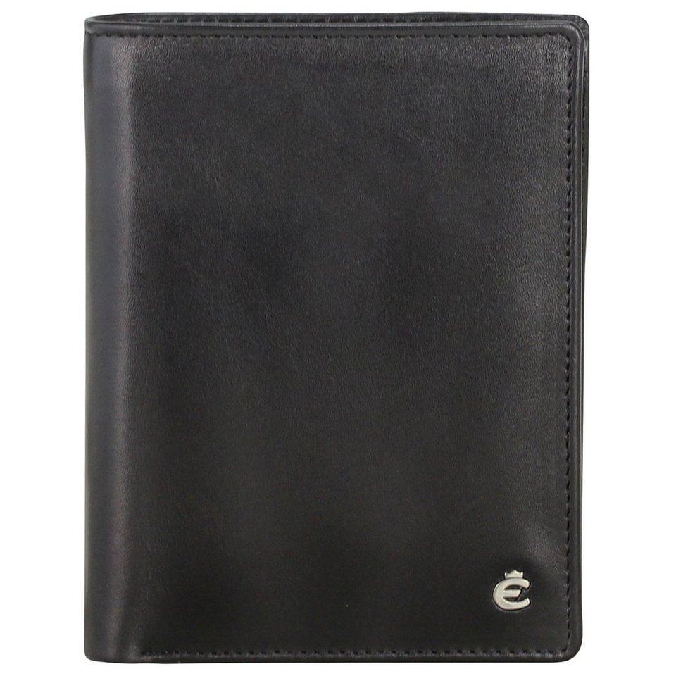 Esquire Esquire Harry Ausweisetui Leder 9 cm in black