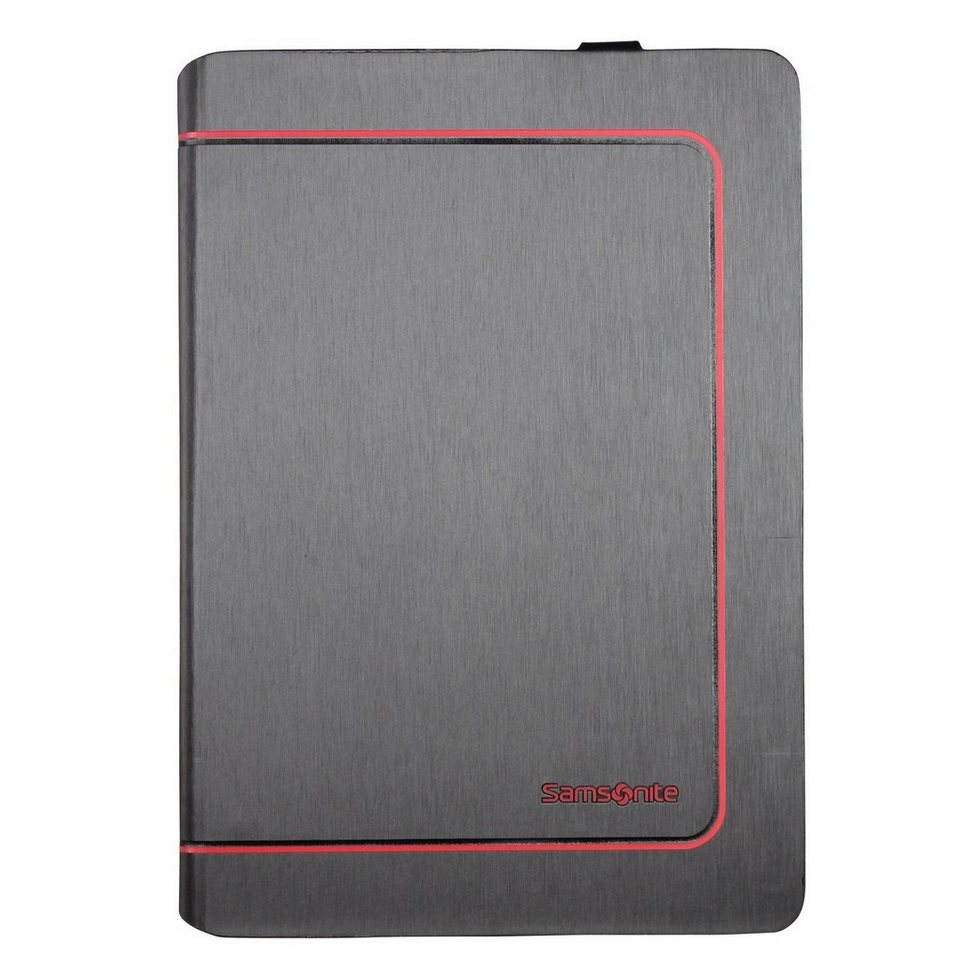 Samsonite Tabzone Color Frame Note 12.2 Case 21 cm in black red