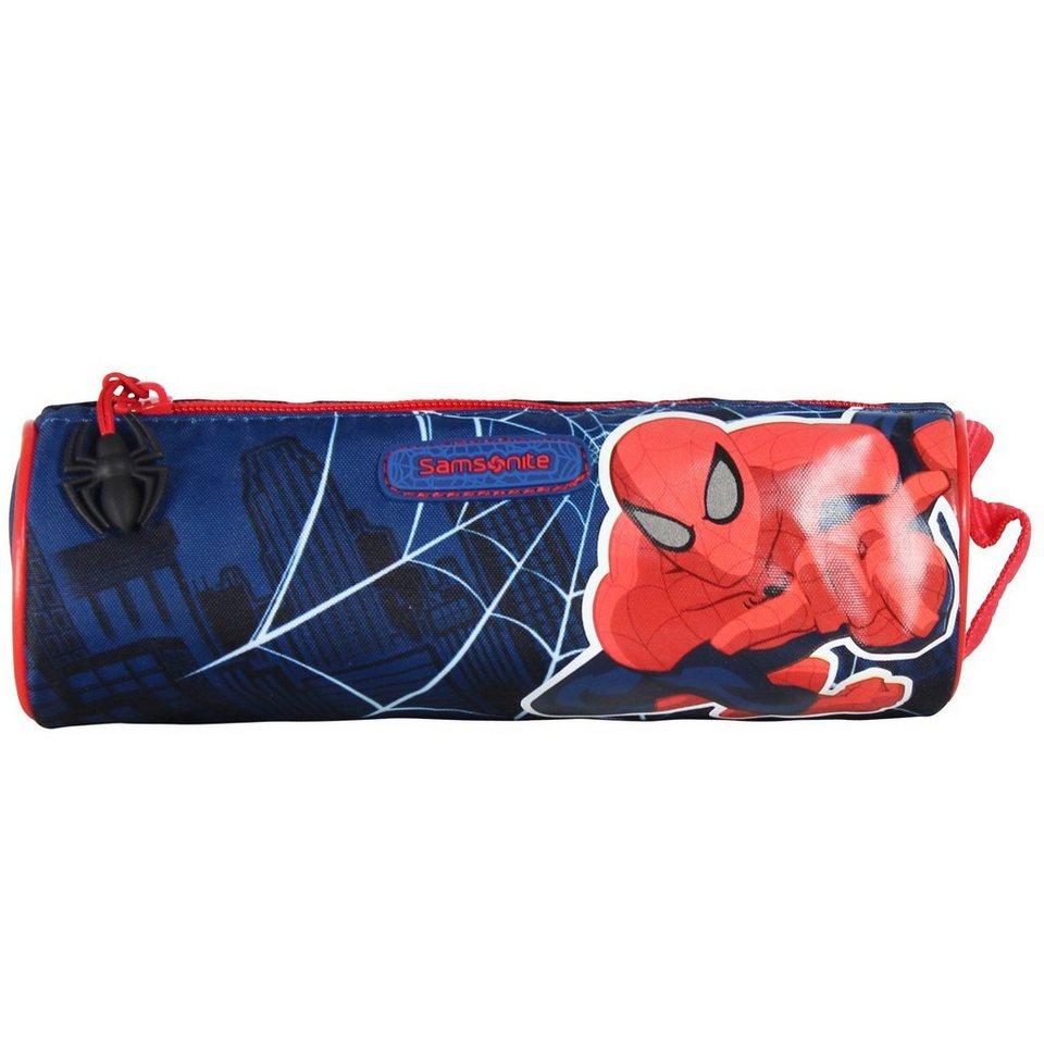 Samsonite Marvel Wonder Pen Case Schlampermäppchen 22 cm in spiderman power