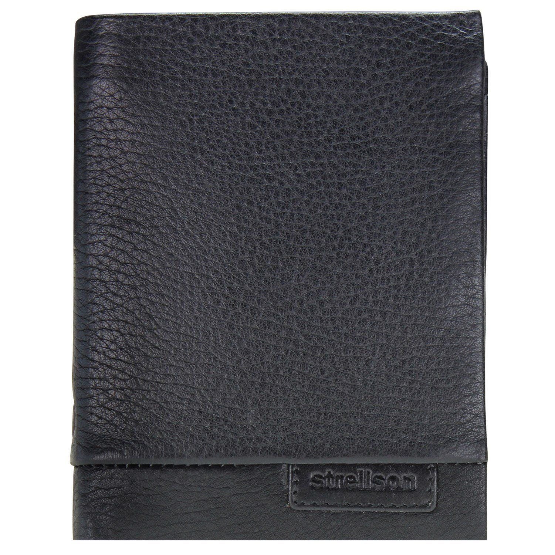Strellson Garret BillFold V8 Geldbörse Leder 10,5 cm