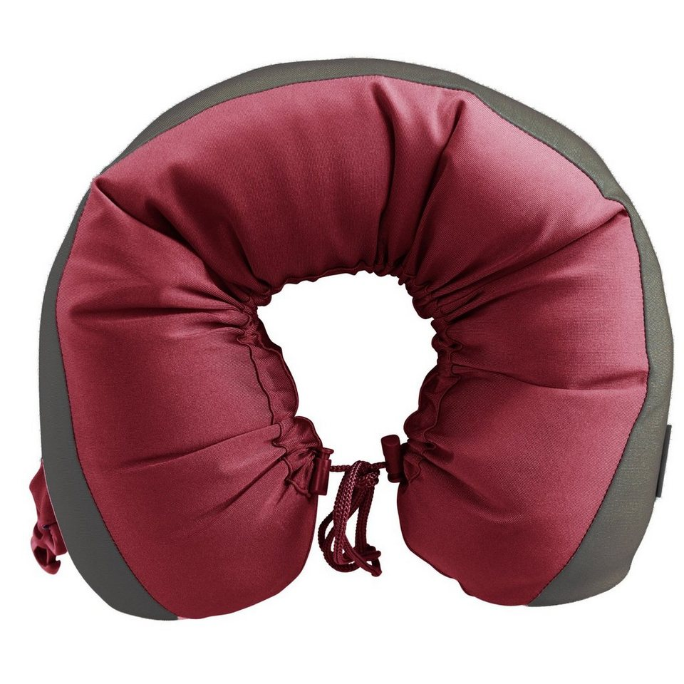 Samsonite Travel Accessories Convertible Pillow Nackenkissen in red graphite