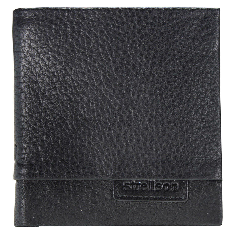 Strellson Garret BillFold Q7 Geldbörse Leder 10 cm