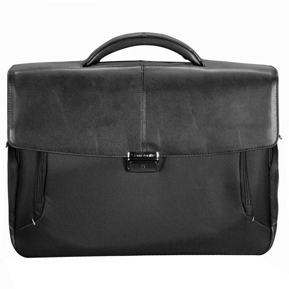 Samsonite Fits-U Aktentasche 41 cm Laptopfach in black
