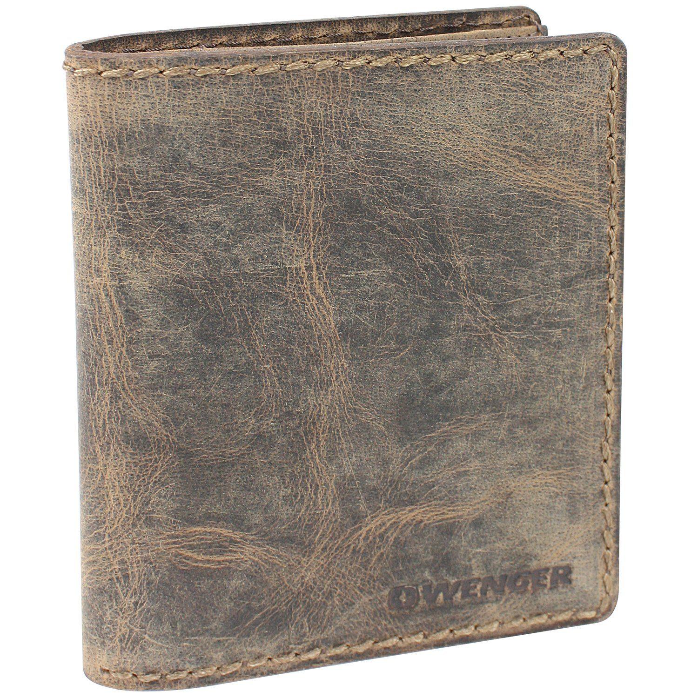 Wenger Arizona Geldbörse Leder 11 cm