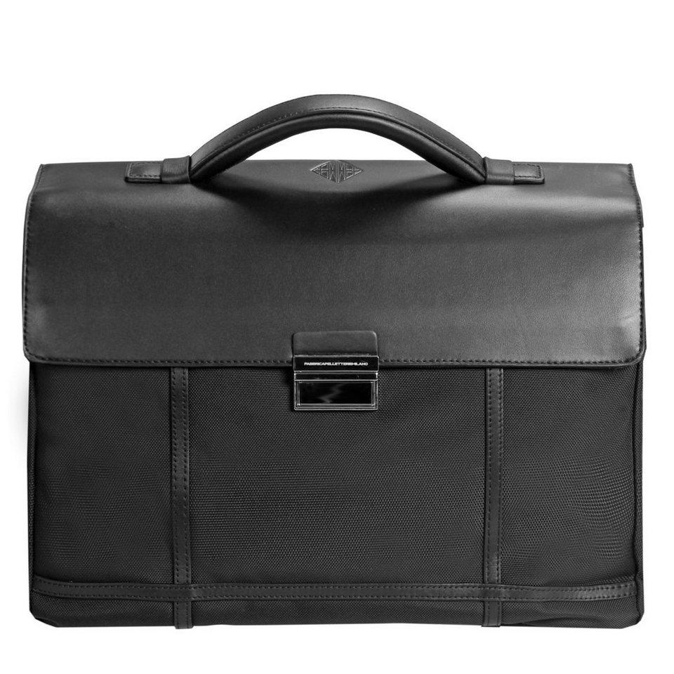 FPM Wall Street Aktentasche 40 cm Laptopfach in black ink