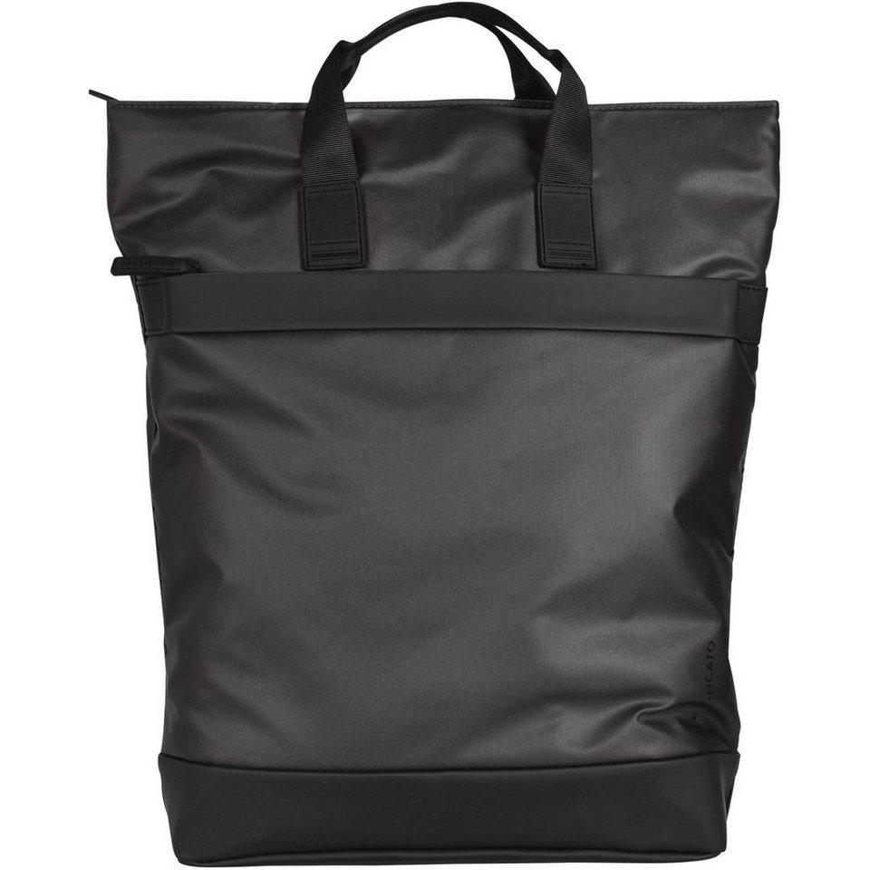 RONCATO Oxford Rucksach Business Tasche 42 cm in schwarz