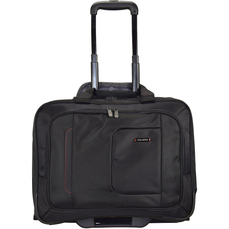 travelite -@work Business Trolley 49 cm Laptopfach