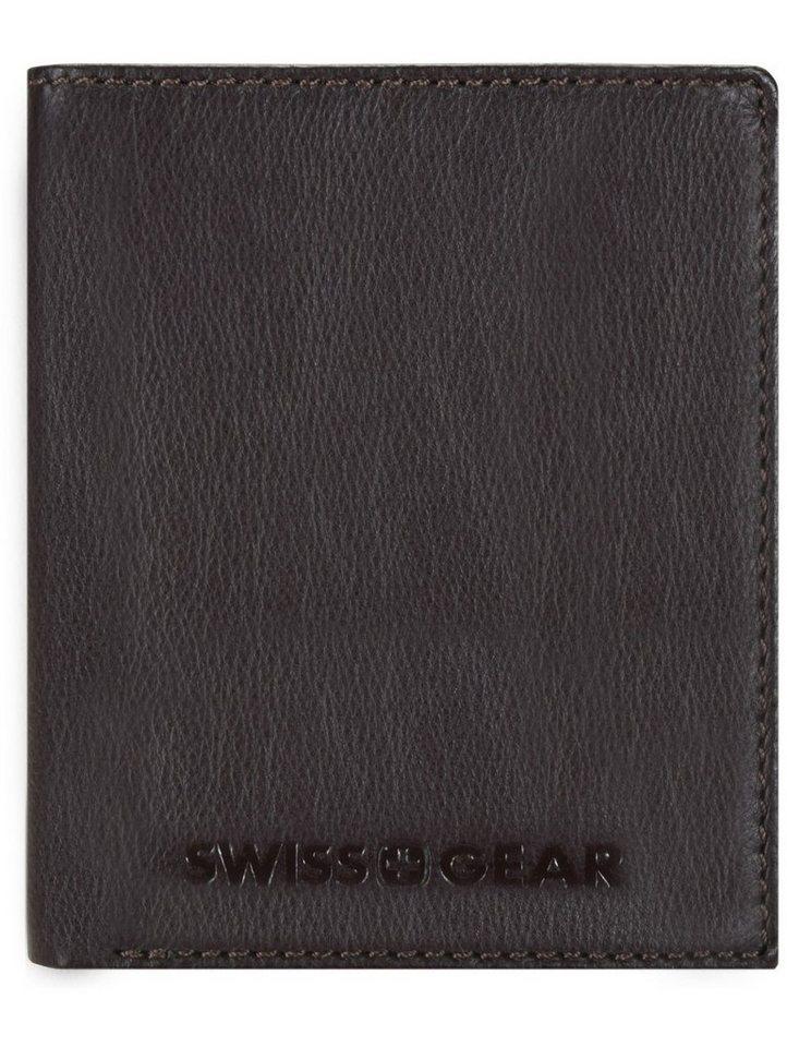 Wenger Wenger Swiss Gear Expression Geldbörse Leder 10,5 cm in braun