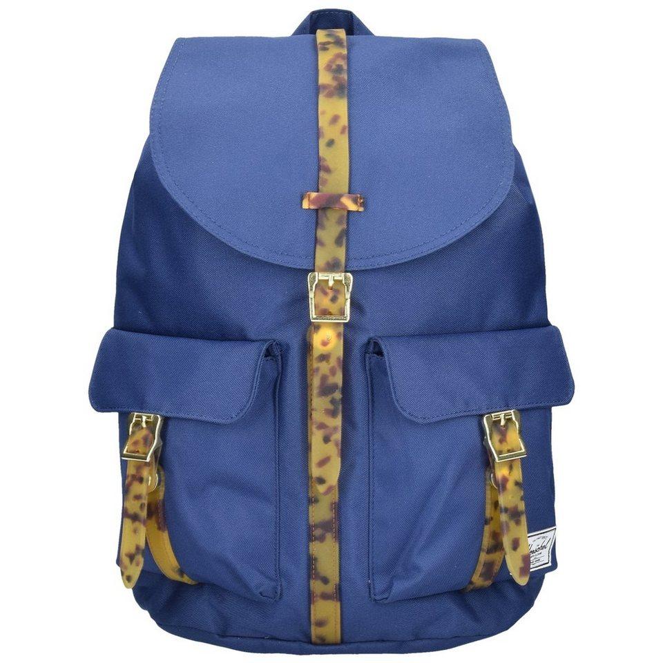Herschel Herschel Dawson Backpack Rucksack 48 cm in twilight blue-tortoi