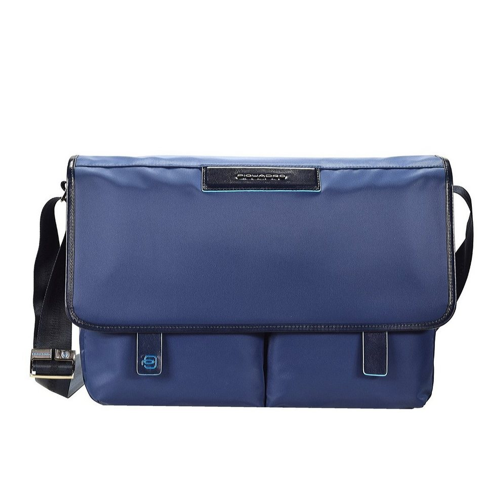 Piquadro Aktentasche in blau